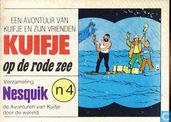 Strips - Kuifje - Kuifje op de Rode Zee