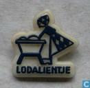 Lodalientje (la cire) [bleu]