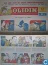 Bandes dessinées - Olidin (tijdschrift) - 1959 nummer  21