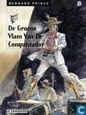 Bandes dessinées - Bernard Prince - De groene vlam van de conquistador