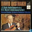Violin Concerto in A (J.S. Bach) - Violin Concerte No 3 (W.A. Mozart)
