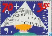 Kinder Briefmarken (13¼ : 12¾)