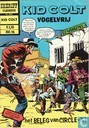 Comic Books - Ga van mijn land af! - Beleg van Circle-X!