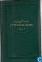 Peter der Erste (Roman in drei Büchern)