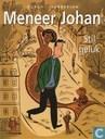 Strips - Meneer Johan - Stil geluk