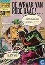 Comics - Frank Dawson - De wraak van Rode Raaf!...