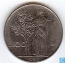 Italië 100 lire 1956