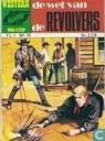 Bandes dessinées - Western - De wet van de revolvers