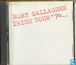 Irish tour '74