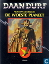 Comic Books - Dan Dare - De woeste planeet