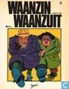 Bandes dessinées - Rubrique-à-brac - Waanzin waanzuit 4