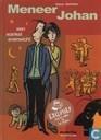 Comic Books - Meneer Johan - Een wankel evenwicht