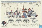 Jan Bosschaert Nieuwjaarskaart 2000