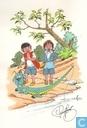 Bandes dessinées - Mo en Jade - Paul Geerts - 30 jaar peetvader van Suske en Wiske