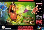 Timon & Pumbaa's Jungle Games