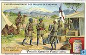Verpflegung der Truppen im Kriege