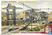 Bilder vom Panamakanal