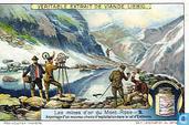 Goldgewinnung in den Tälern des Monte Rosa