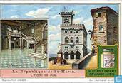 Aus der Republik San Marino
