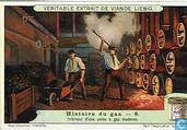 Das Gas und seine Geschichte