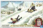 Die Entwickelung des Wintersports