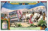 König-Bestattung im alten Ägypten