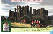 Englische Burgen des Mittelalters