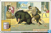 Die zwölf Arbeiten des Herkules I 1 - 6