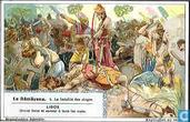 Das Ramayana indische Heldensage