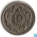 Oostenrijk 10 heller 1909