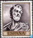Works by El Greco - Stamp Day