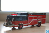 E-One Cyclone II Pumper