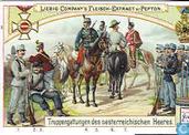 Truppengattungen Uniformen