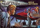 Comic Books - Piloot Storm - Meisje ontvoerd