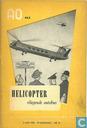 Helicopter vliegende autobus