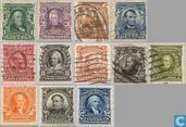 Kostbaarste item - 1902 Presidenten en bekende personen (USA 21)