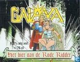 Kostbaarste item - Galaxa - Het bier van de Rode Ridder