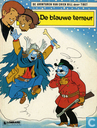 Comic Books - Chick Bill - De blauwe terreur