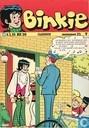 Strips - Binkie - Wie van de twee...!