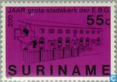 Paramaribo Big City Kirche 1778-1978