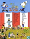 Strips - Bert J. Prulleman - Zee zon zand stripboek