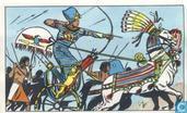 Ramses II overwinnaar der Hethieten