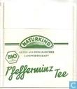 Tea bags and Tea labels - Naturkind - Pfefferminz Tee