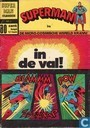 Strips - Jimmy Olsen - De micro-cosmische wereld Krann! In de val !