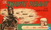 Comics - Erik, der Wikinger - De Zwarte Piraat