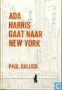 Ada Harris gaat naar New York