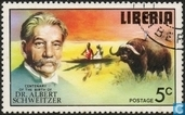 Geburt 100-Jahr-Albert Schweitzer