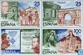 Int. Postzegeltentoonstelling ESPAMER '80 Madrid