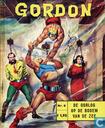 Comic Books - Flash Gordon - De oorlog op de bodem van de zee