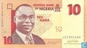 Nigeria 10 Naira 2006